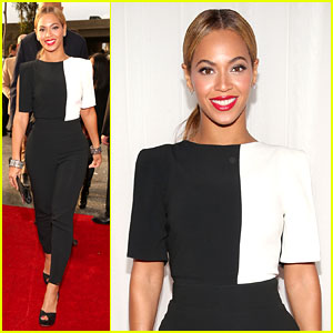 beyonce-grammys-2013-red-carpet
